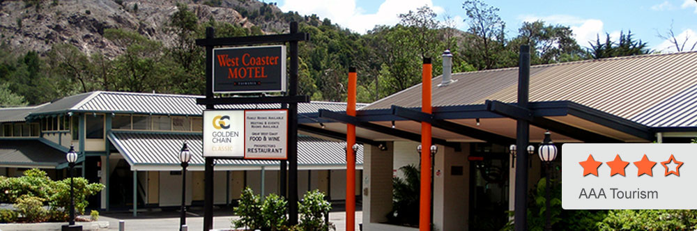 West Coaster Motel Queenstown Tasmania